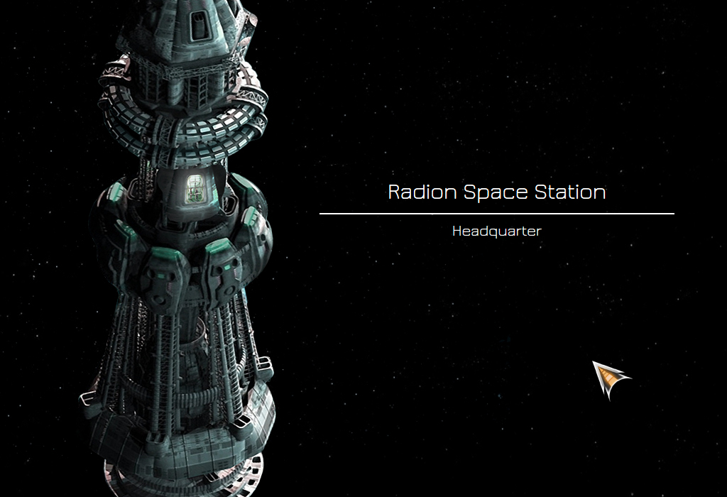 Cosmos Quest V: Radion Space Station